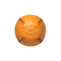 Lemon Peel Baseball (Tan)