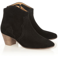Isabel Marant - The Dicker suede ankle boots