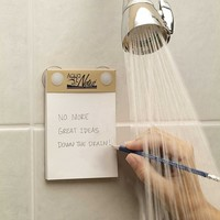 Waterproof Notepad, Rare Gifts - Opulentitems.com