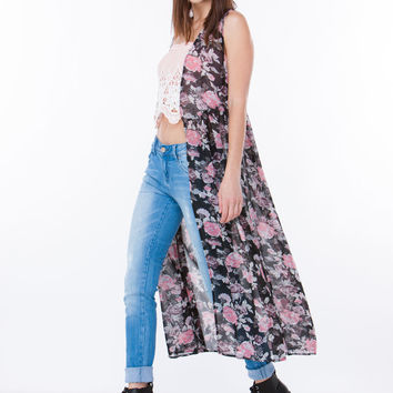 Rosy Outlook Duster