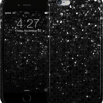 Crystal Bling Strass G43 iPhone Cases & Skins by Medusa GraphicArt | Nuvango