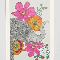 Valentina Ramos Dreams Of India Art Print- Multi One