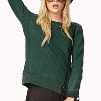 Everyday Zippered Knit Top