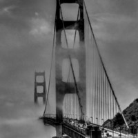 San Francisco - Golden Gate Bridge 001 Photograph by Lance Vaughn - San Francisco - Golden Gate Bridge 001 Fine Art Prints and Posters for Sale