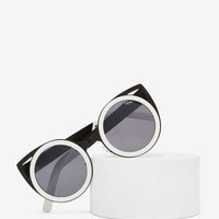 Quay Let's Dance Cat-Eye Shades