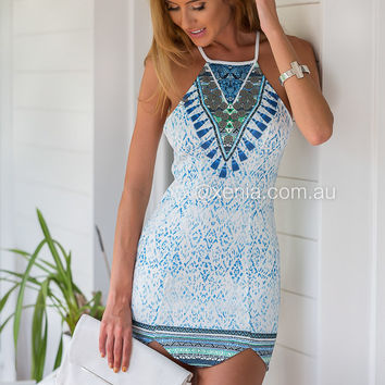 PRE ORDER - Adorned Dress (Expected Delivery 24th April, 2015)