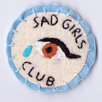 Sad Girls Club Patch