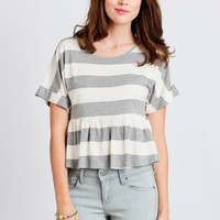 Unbreakable Bond Striped Top