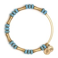 Cloud Glade Beaded Bangle