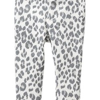 Skinny Leopard-Print Pants for Baby