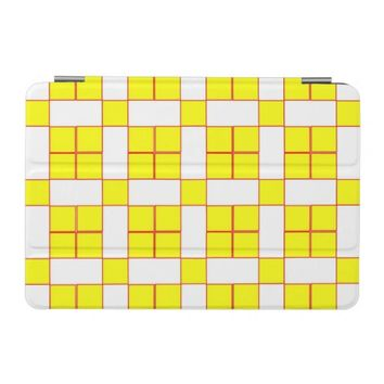Squares iPad Mini Cover