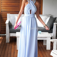 PRE ORDER - The Perfect Date Maxi Dress (Expected Delivery 8th April, 2015)
