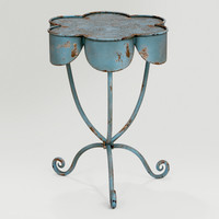 Flower Olivia Accent Table - World Market
