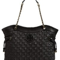 Tory Burch 'Marion' Quilted Tote