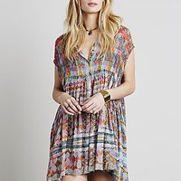 Free People Womens Empire Extreme Shirt Dress