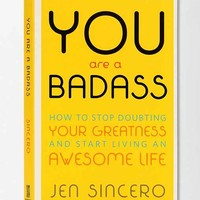 You Are... By Jen Sincero - Assorted One