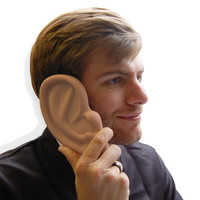 Ear Case for iPhone 4 at Brookstone—Buy Now!
