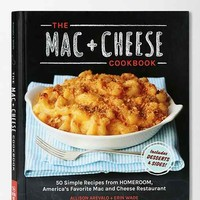 The Mac + Cheese Cookbook By Allison Arevalo & Erin Wade - Assorted One