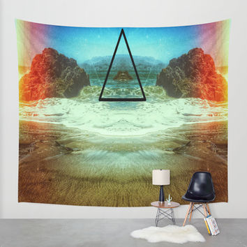 Power Wall Tapestry by DuckyB (Brandi)