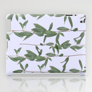 bucket iPad Case by Austeja Saffron