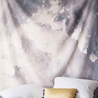 Caleb Troy For DENY Find Me Among The Stars Tapestry- Black One
