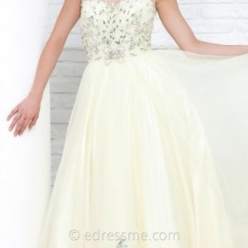 Flying Butterfly Prom Gown by Tony Bowls Le Gala