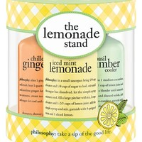 philosophy 'the lemonade stand' kit (Limited Edition) | Nordstrom