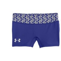 "Under Armour Girls' HeatGear® Sonic 3"" Printed Shorts"