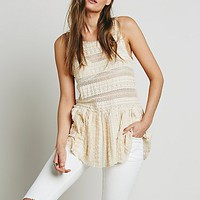 Intimately Womens Textured Lace Tunic