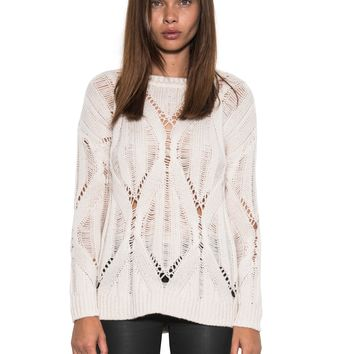 rendezvous pullover - ivory - pullovers