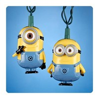 Despicable Me Minions Christmas Lights - Kurt S. Adler - Despicable Me - Holiday Decor at Entertainment Earth