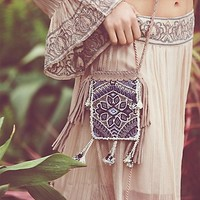 Free People Womens Daydreams Crossbody
