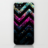 Chevronia XI iPhone & iPod Case by Rain Carnival