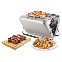 The Briefcase Barbecue