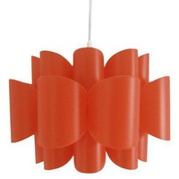 Pendant Light - Red (Includes CFL Bulb)