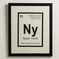 Breaking NY Wall Art
