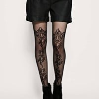 ASOS Pattern Sheer Tights