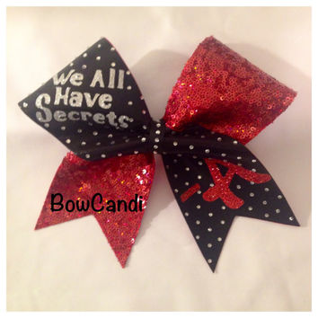 We All Have Secrets by BowCandi on Etsy