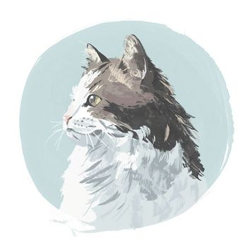 """""""Chumley"""" - Art Print by Kyle Fewell"""
