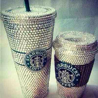 Hot or Cold Starbucks drink cup