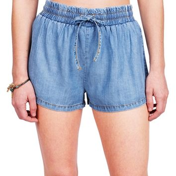 Sea Breeze Denim Shorts
