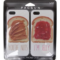 Audiology PB&J iPhone 5/5S Case Set - Womens Scarves - Multi - One