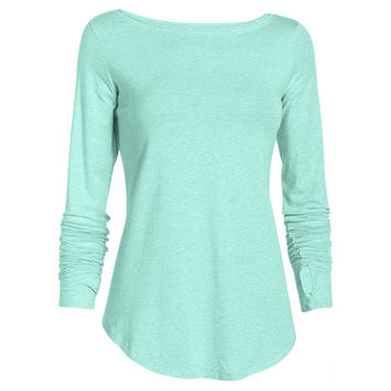 Women's Under Armour Transit Long-Sleeve Shirt