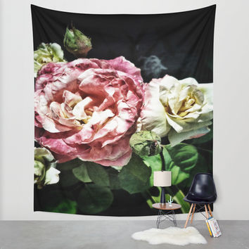 Timeless Wall Tapestry by DuckyB (Brandi)