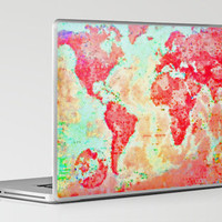 Oh, The Places We'll Go... Laptop & iPad Skin by Ally Coxon   Society6