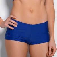 Dream Blue Boy Short Swim Bottom