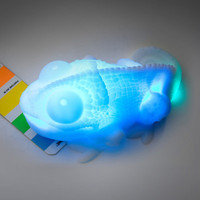 Huey the Colour Changing Chameleon at Firebox.com