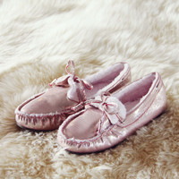The Frosty Slippers