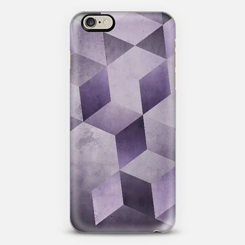 Grape & Gray iPhone 6 case by DuckyB | Casetify