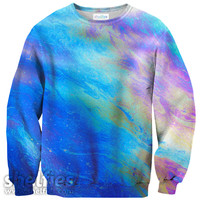 Petroleum Party Sweater